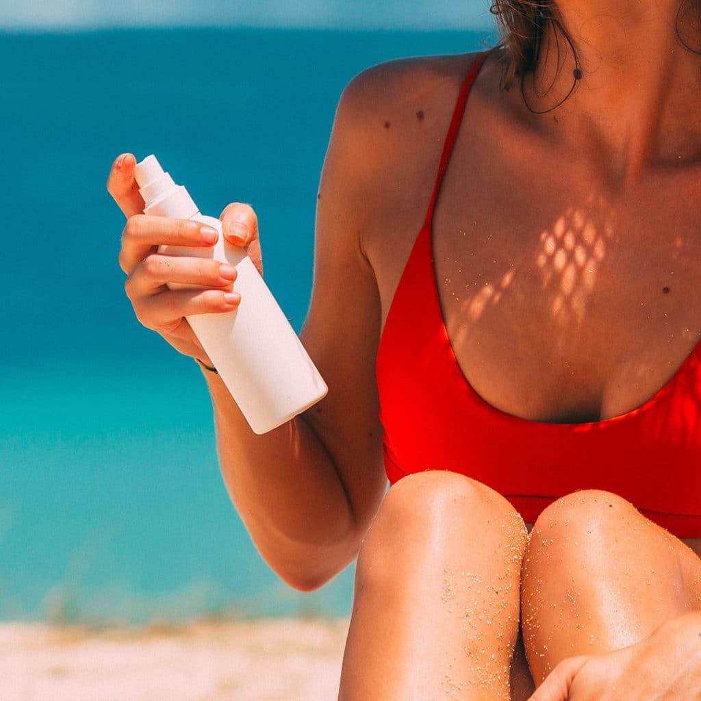 crème-solaire